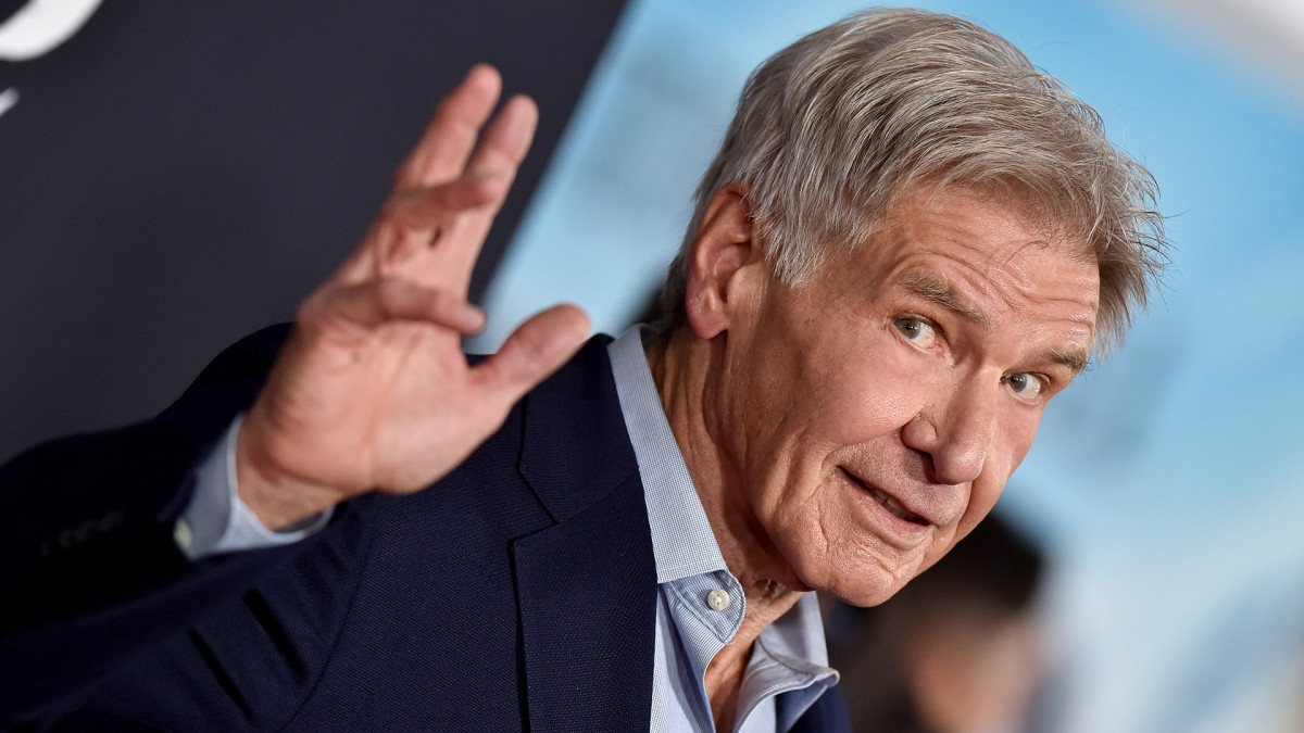 Harrison Ford on His 'Rise of Skywalker' Appearance: 'I Have No F**king Idea What a Force Ghost Is'