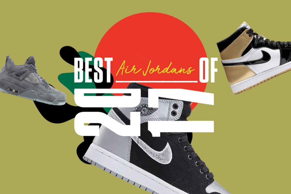 08661bce353 Best Air Jordans of 2017 | Complex