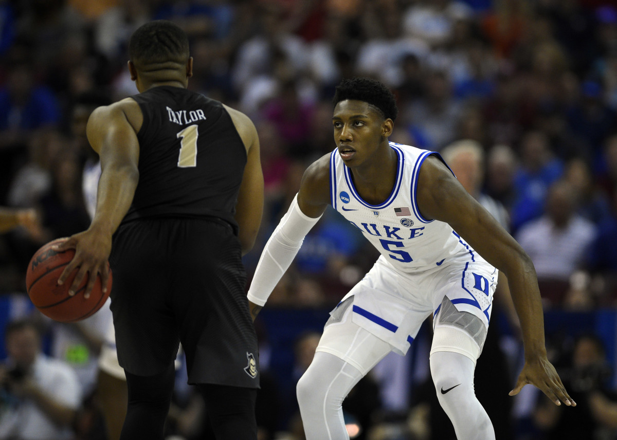 separation shoes 26d8a adfd2 RJ Barrett: Things You Didn't Know About The Future NBA Star ...