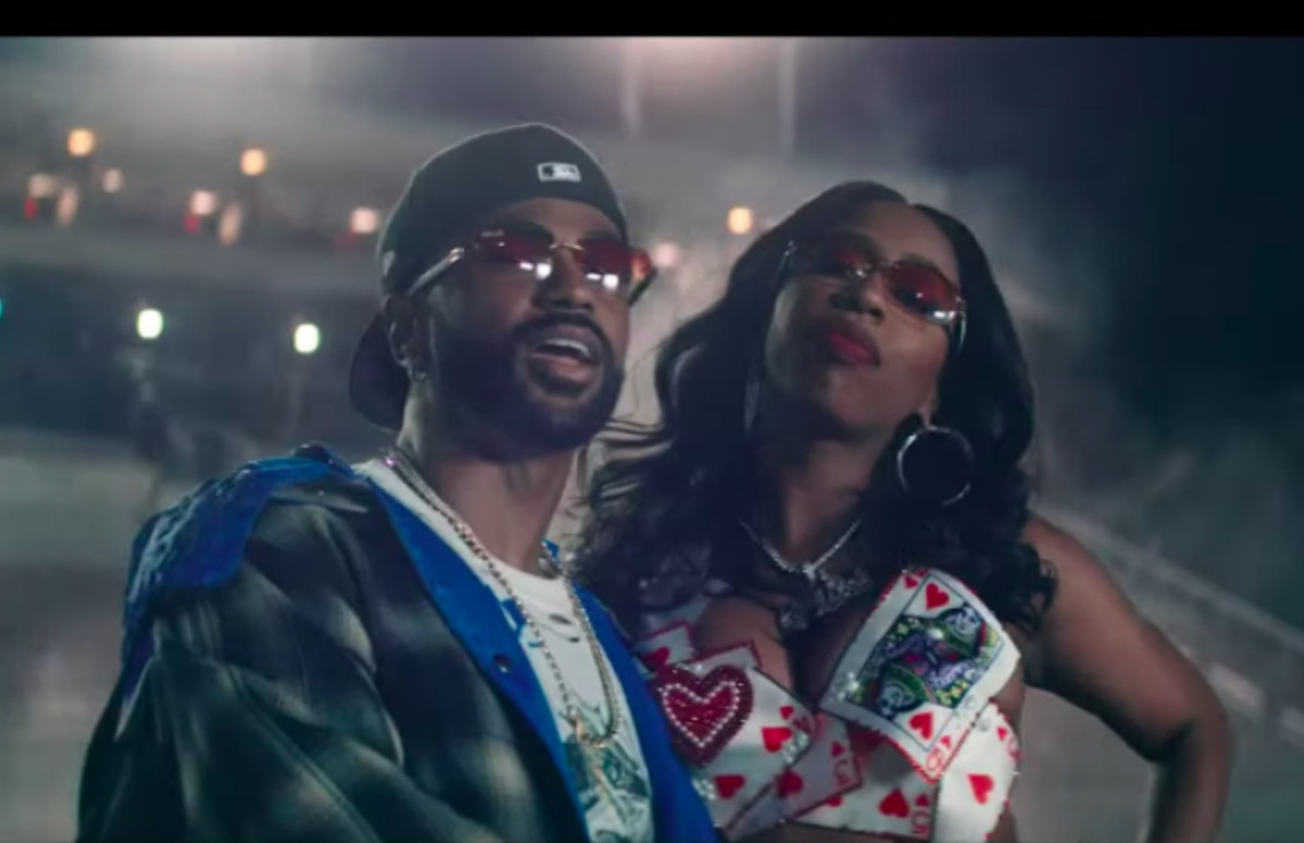 Watch Kash Doll And Big Sean Spend Time At Racetrack For