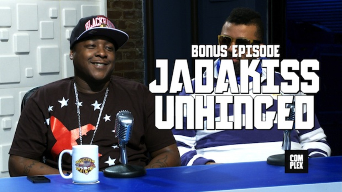 Jadakiss Talks About Growing Up In Yonkers and The LOX's Relationship with  Mary J  Blige - The Combat Jack Show