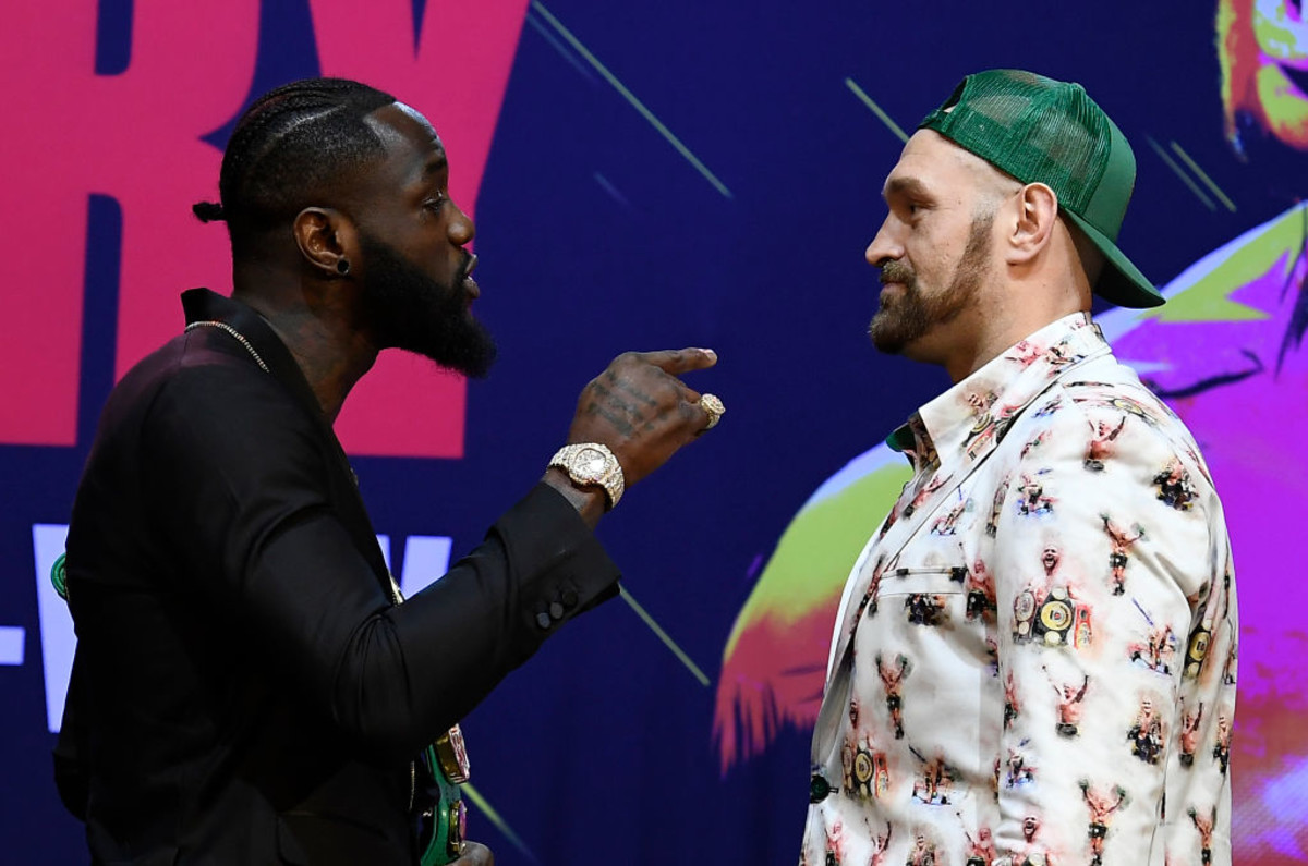 Deontay Wilder: Why It`s the Biggest Fight In 20...