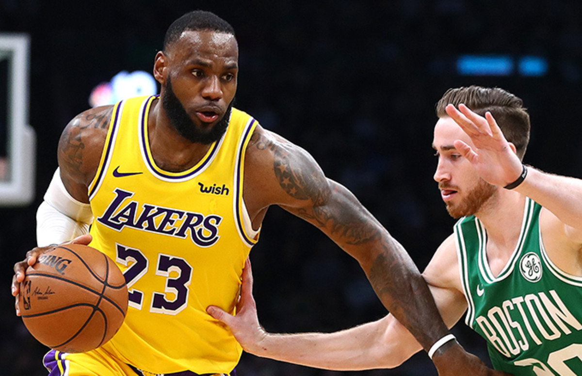 eb4371cbaf7 LeBron James Comments on East Trade Talks: 'They Ain't Gotta Go Through Me'