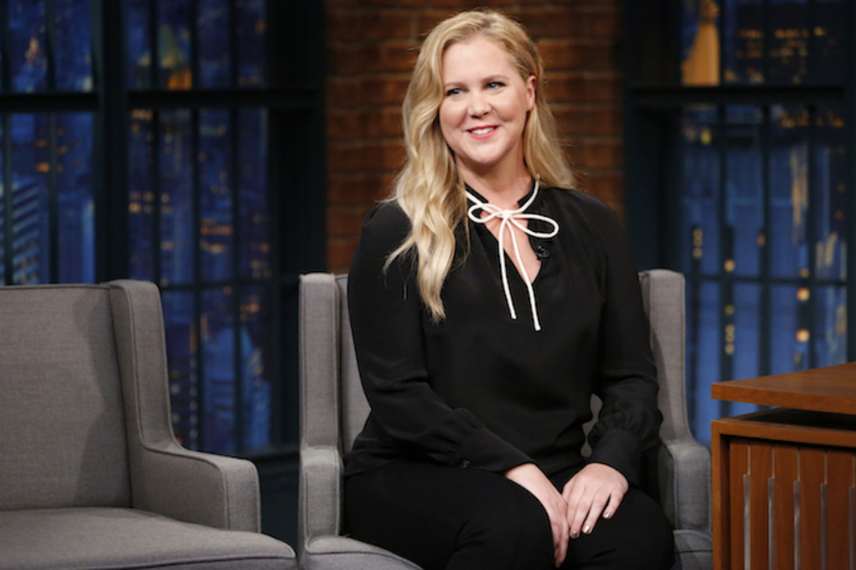 A Timeline of Amy Schumer's Most Problematic Moments