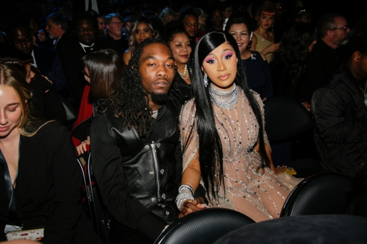 Cardi B And Offset Gets Trolled For Naming Baby Kulture: Footage Shows Offset Throwing Punch After Cardi B Splashed