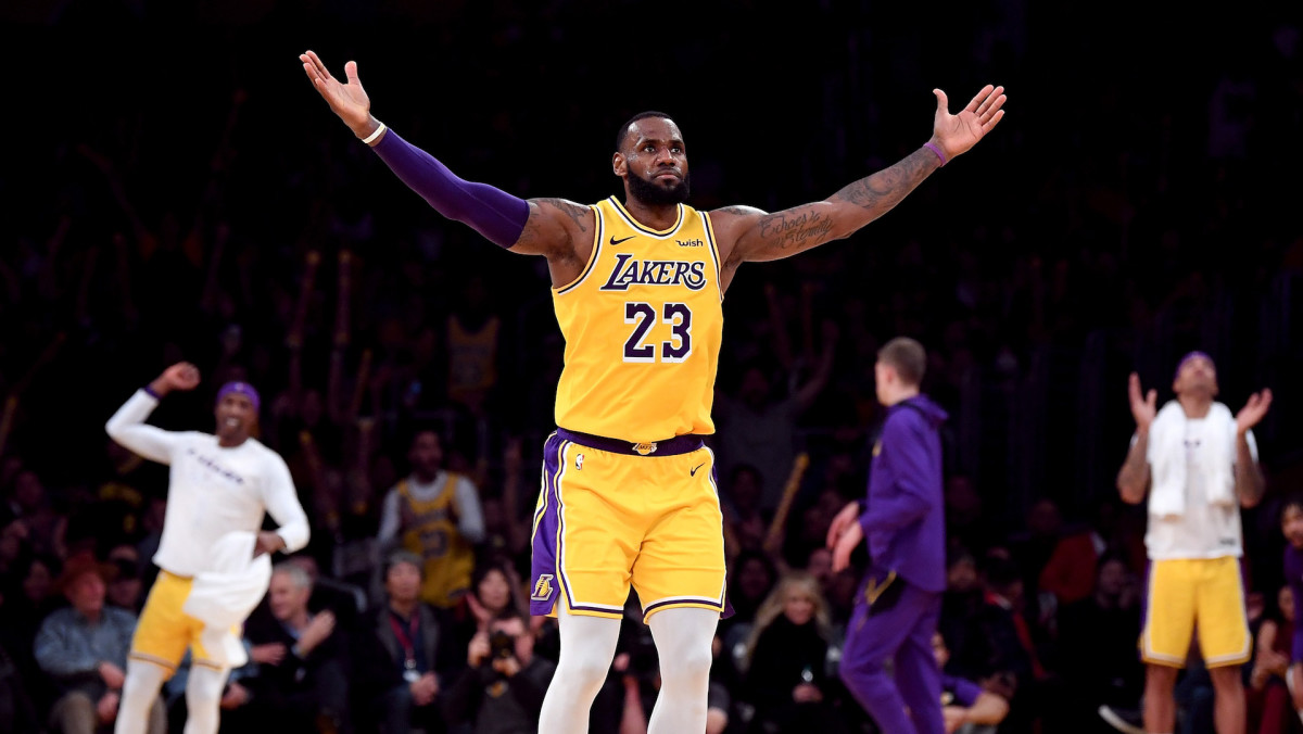 LeBron James Responds to DeMarcus Cousins' Proposal That He Run for President
