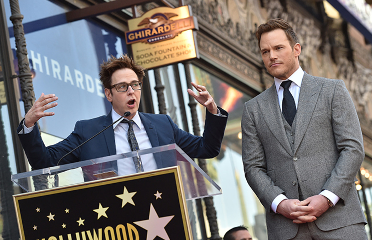 James Gunn Gets Into 'Thoughts and Prayers' Debate After Chris Pratt Prays for Kevin Smith