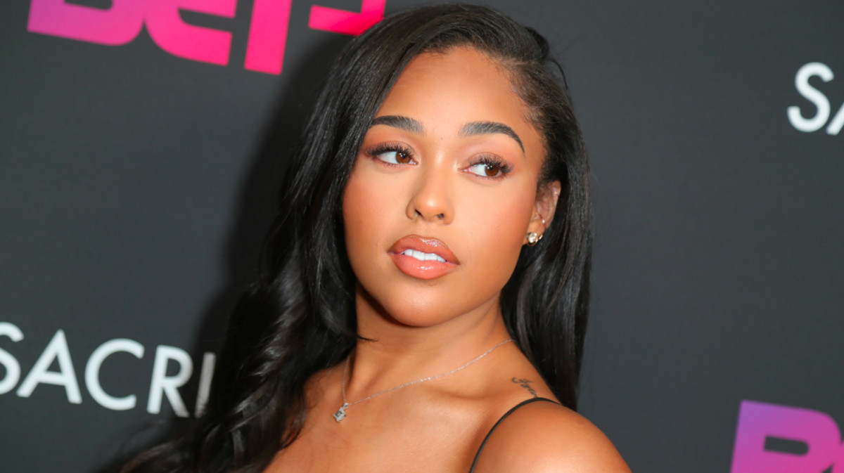 Jordyn Woods Responds to Troll Who Said She Used Mamba Sports Academy for Clout
