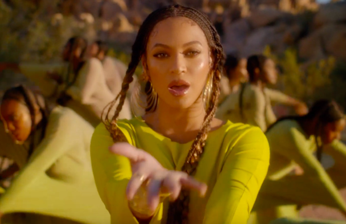 Beyoncé Shares Music Video for 'Lion King' Song