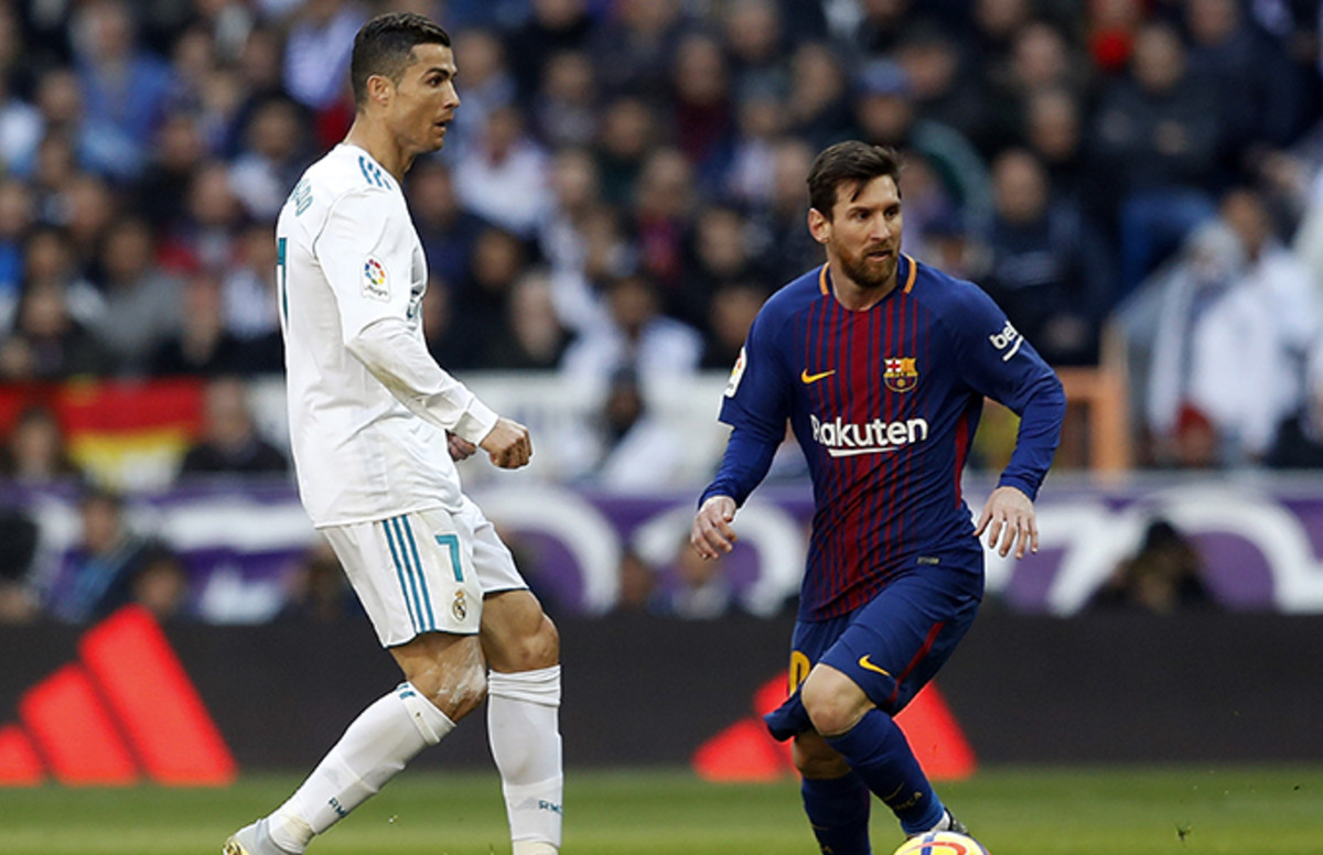 the latest 3f0fc 98080 Cristiano Ronaldo Admits to Missing Rivalry With Lionel ...