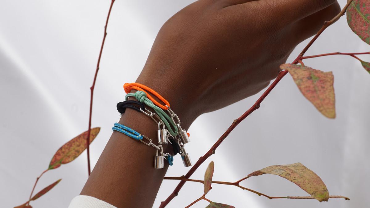 Louis Vuitton Releases Virgil Abloh-Designed UNICEF Bracelet