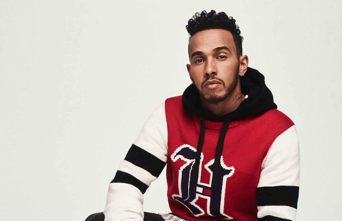 ef3ae5a8f Lewis Hamilton on Collaborating With Tommy Hilfiger | Complex