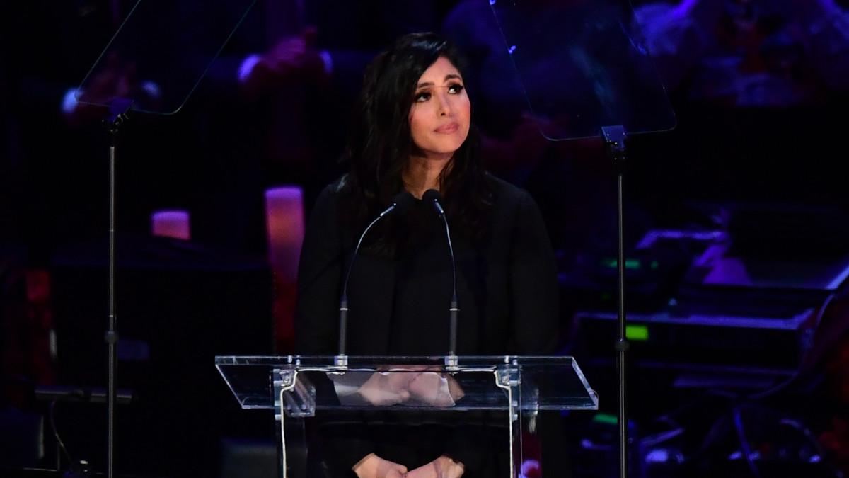 Here's Vanessa Bryant's Full Kobe and Gianna Tribute Speech During Memorial Service