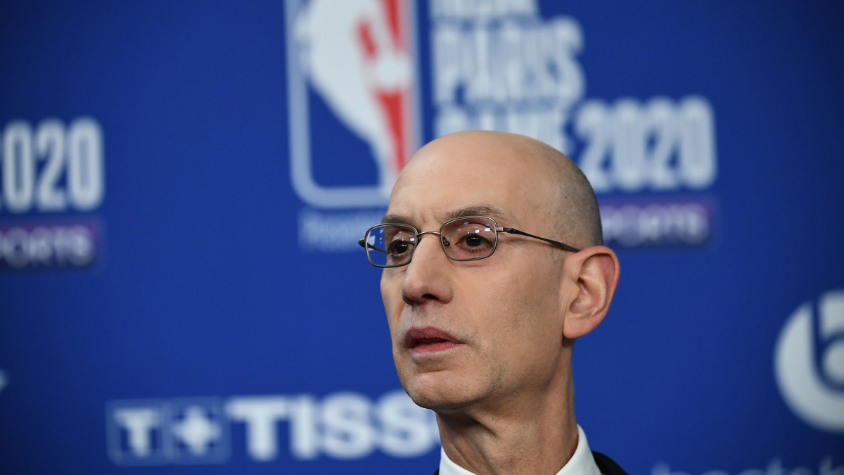NBA Commissioner Adam Silver Brings Out Bill Murray at All-Star Tech Summit