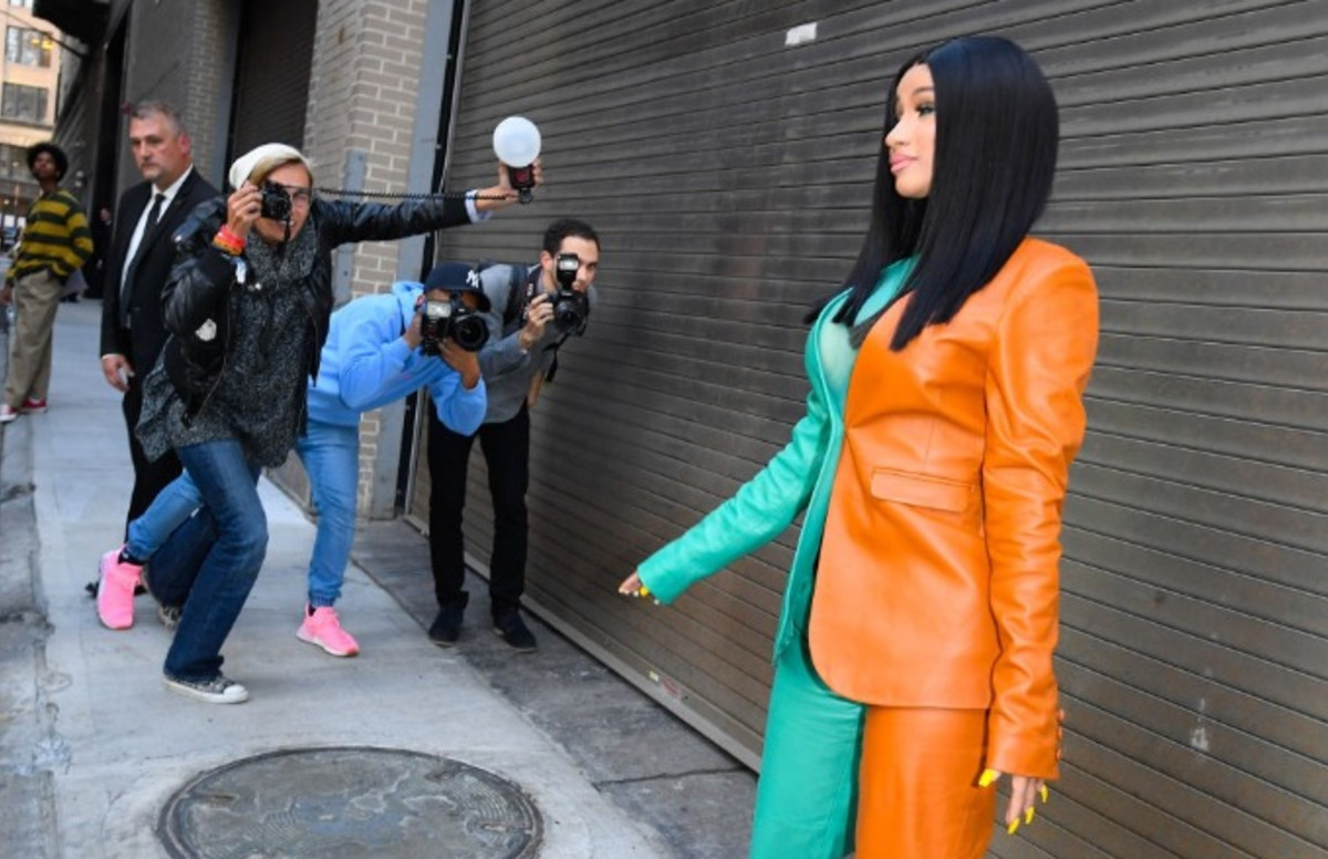 Cardi B Shares Fan Tattoo Of Her Lyrics We Gon Win: Cardi B Shares New Freestyle To Hold Fans Over Until