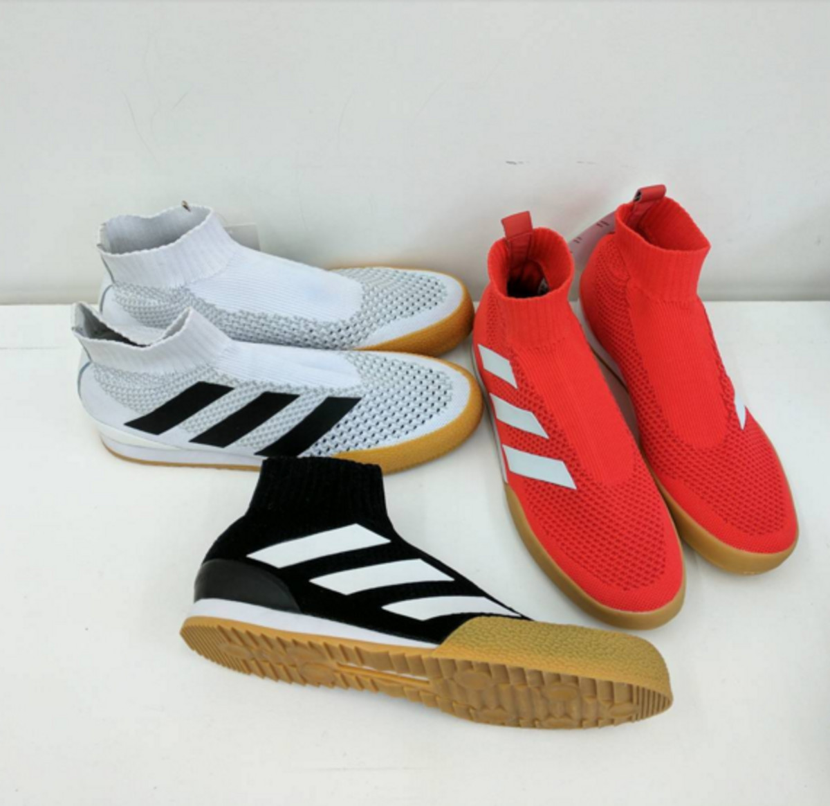 the latest bb9a2 12afe A Close Up Look At the Gosha Rubchinskiy x adidas Football ...
