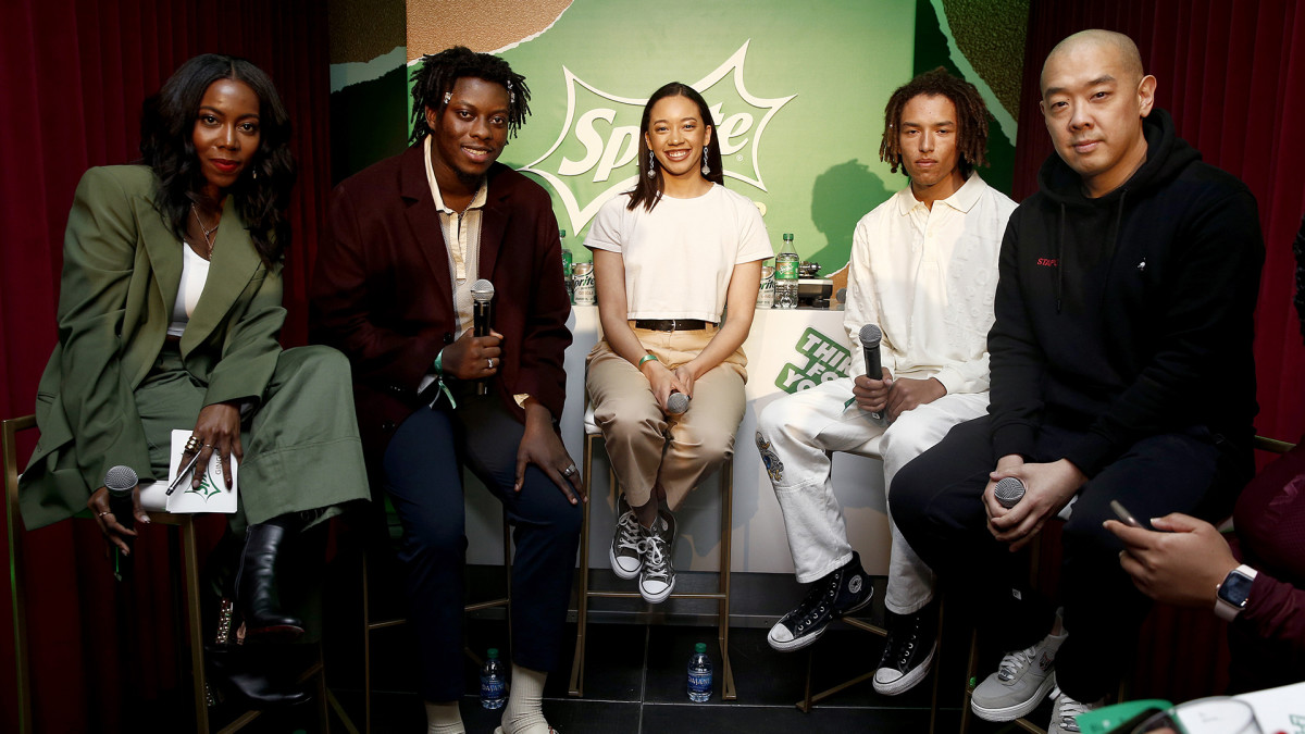 Sprite and Jeff Staple Launch New Collection at Extra Butter