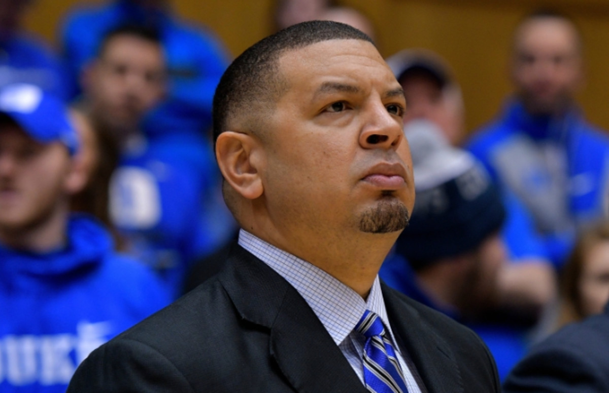 24dfee4d7ad Jeff Capel Talks About the Iconic Photo of 2Pac Wearing His Duke Jersey