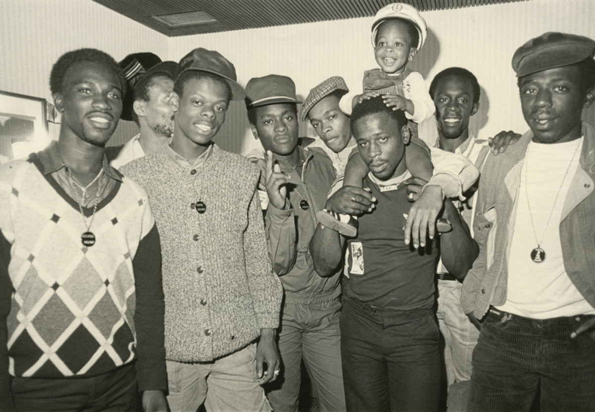 Without The Windrush Generation, British MC Culture Would Be