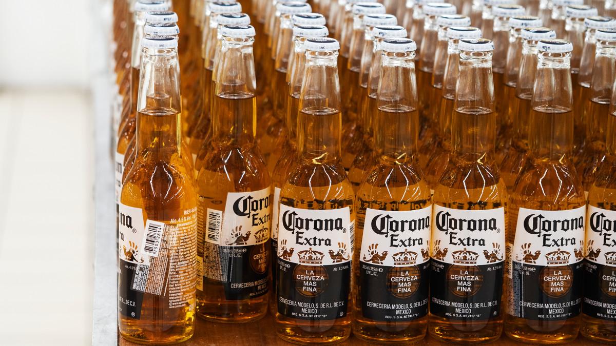 The Coronavirus Has Reportedly Had an Impact on Corona Beer's Popularity