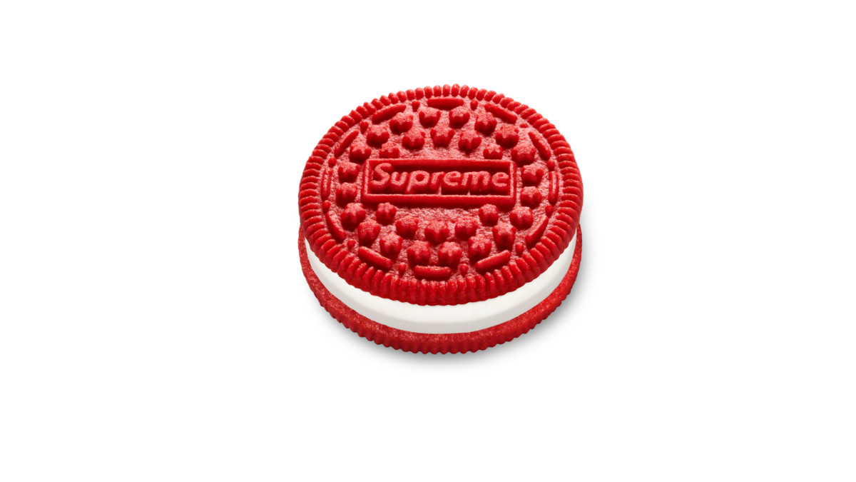 Supreme-Branded Oreo Cookies Already Going for Thousands on eBay