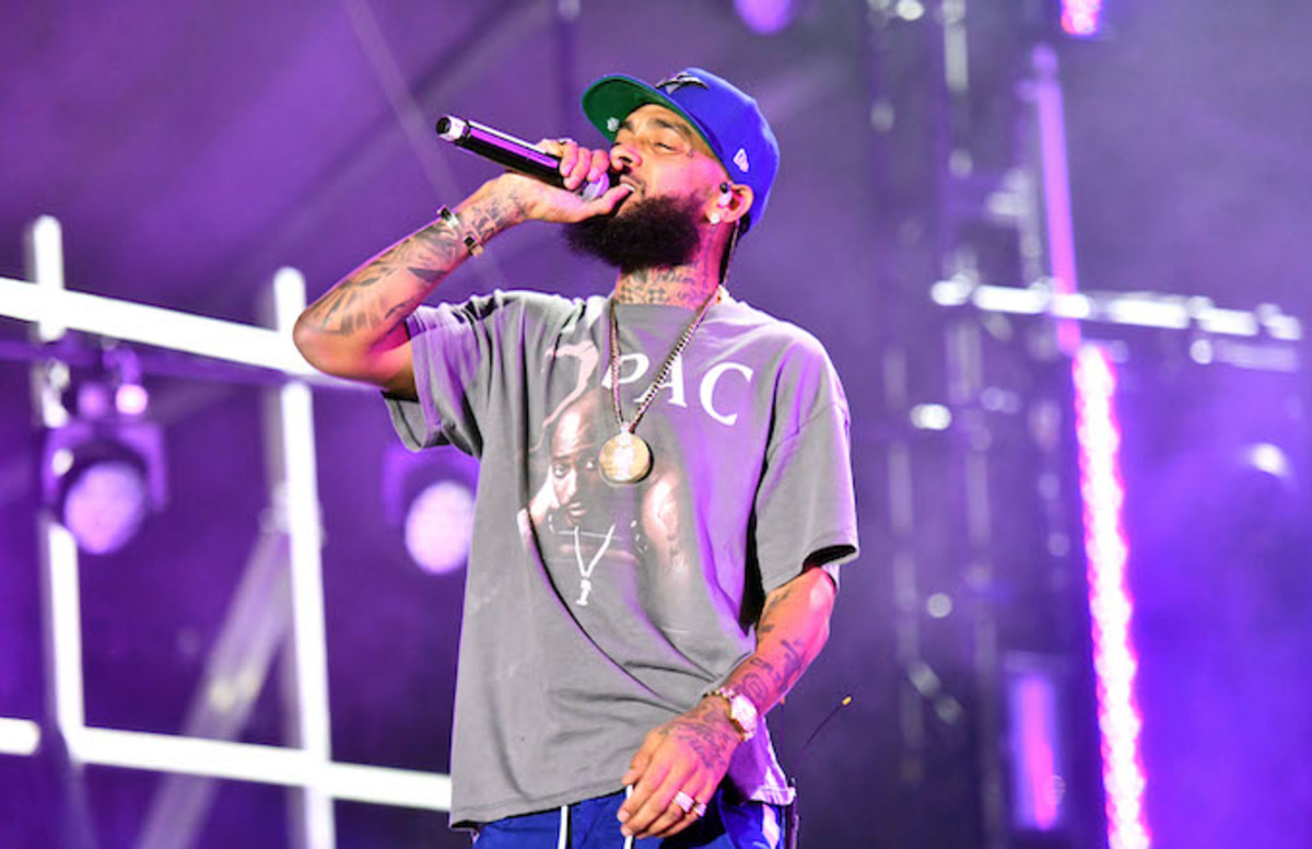 Nipsey Hussle Closes Out the Year With New Track