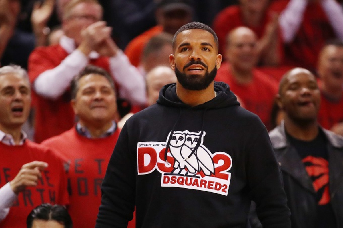 904c6c9def3 The Raptors Gifted Drake a Custom OVO Jacket Worth $550,000 | Complex