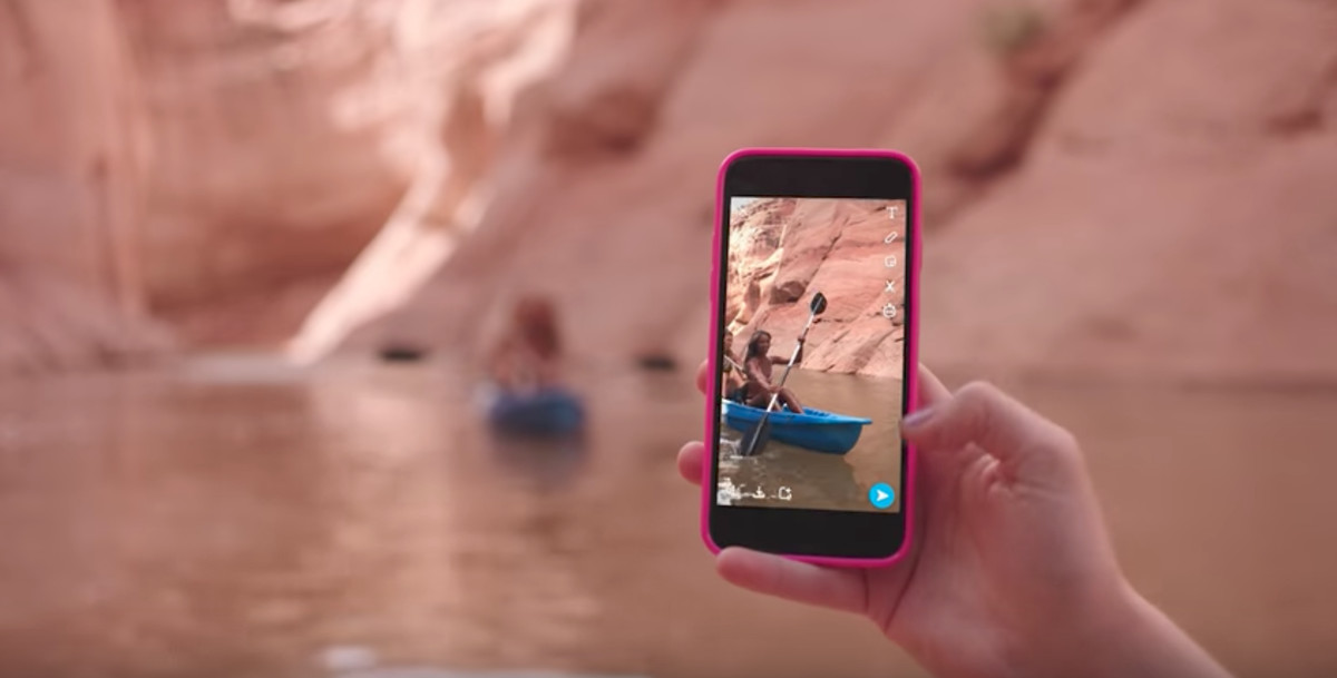 Here's What's Cool About Snapchat's New Custom Stories