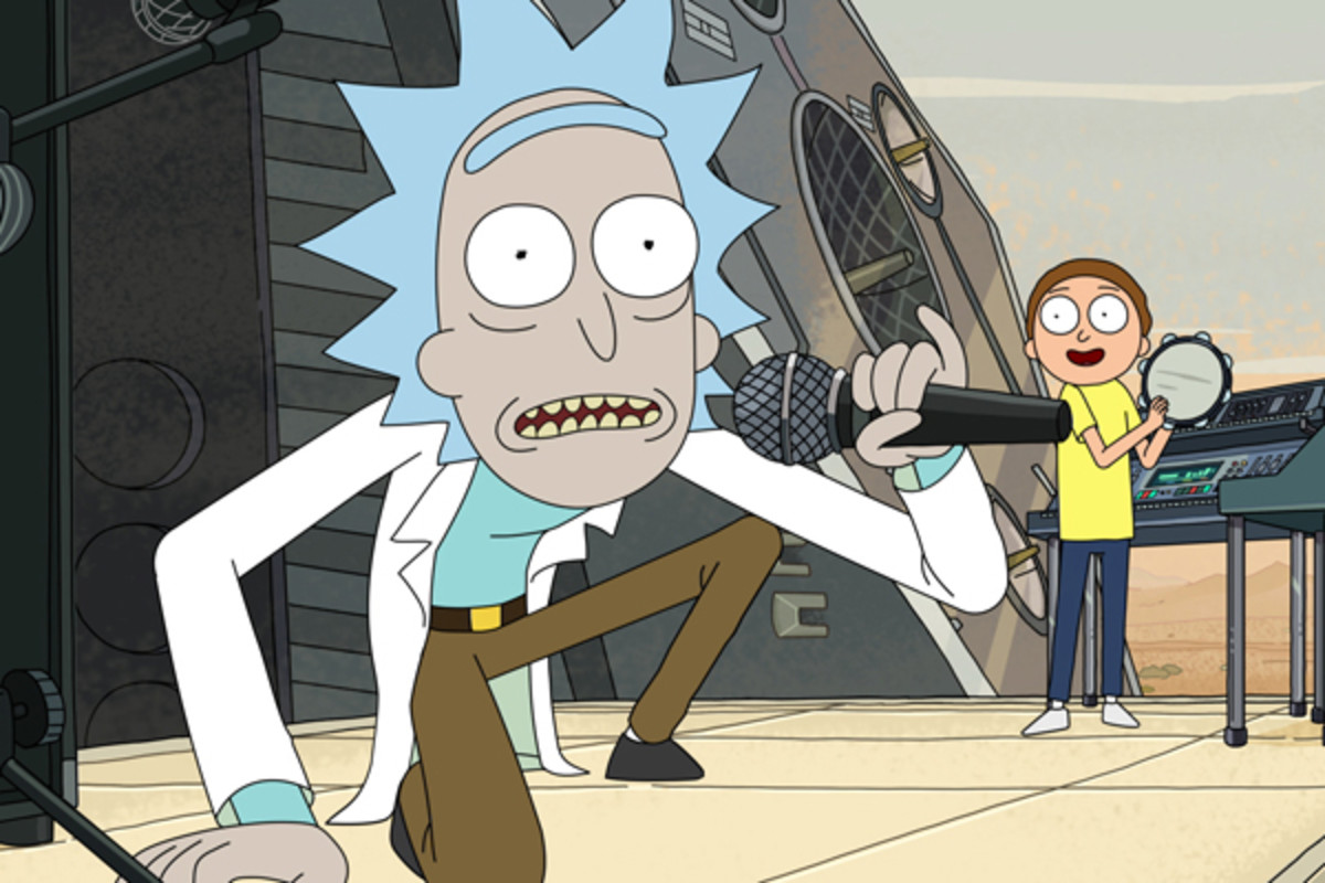 The Co-Creator of 'Rick and Morty' Proved How Ridiculous Joel Osteen's  Prayer Line Is