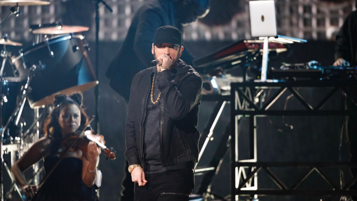 Eminem Agrees That He's a Guest in the House of Hip-Hop: 'I Never Said I Wasn't'