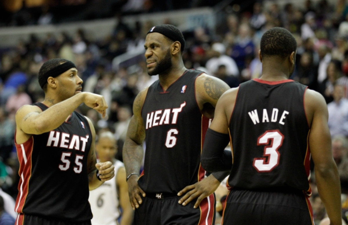 415eaa151 Former Heat Player Claims LeBron James 'Quit' During 2011 NBA Finals |  Complex