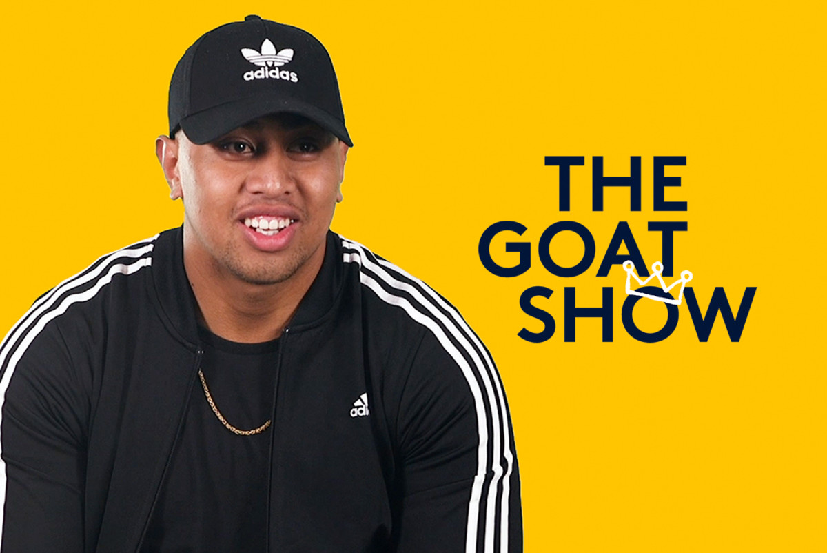JM of ONEFOUR Picks the Greatest Skepta Song Of All Time: The GOAT Show