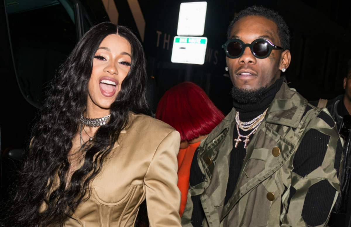 Cardi B And Offset Welcome Their First Child Kulture Complex