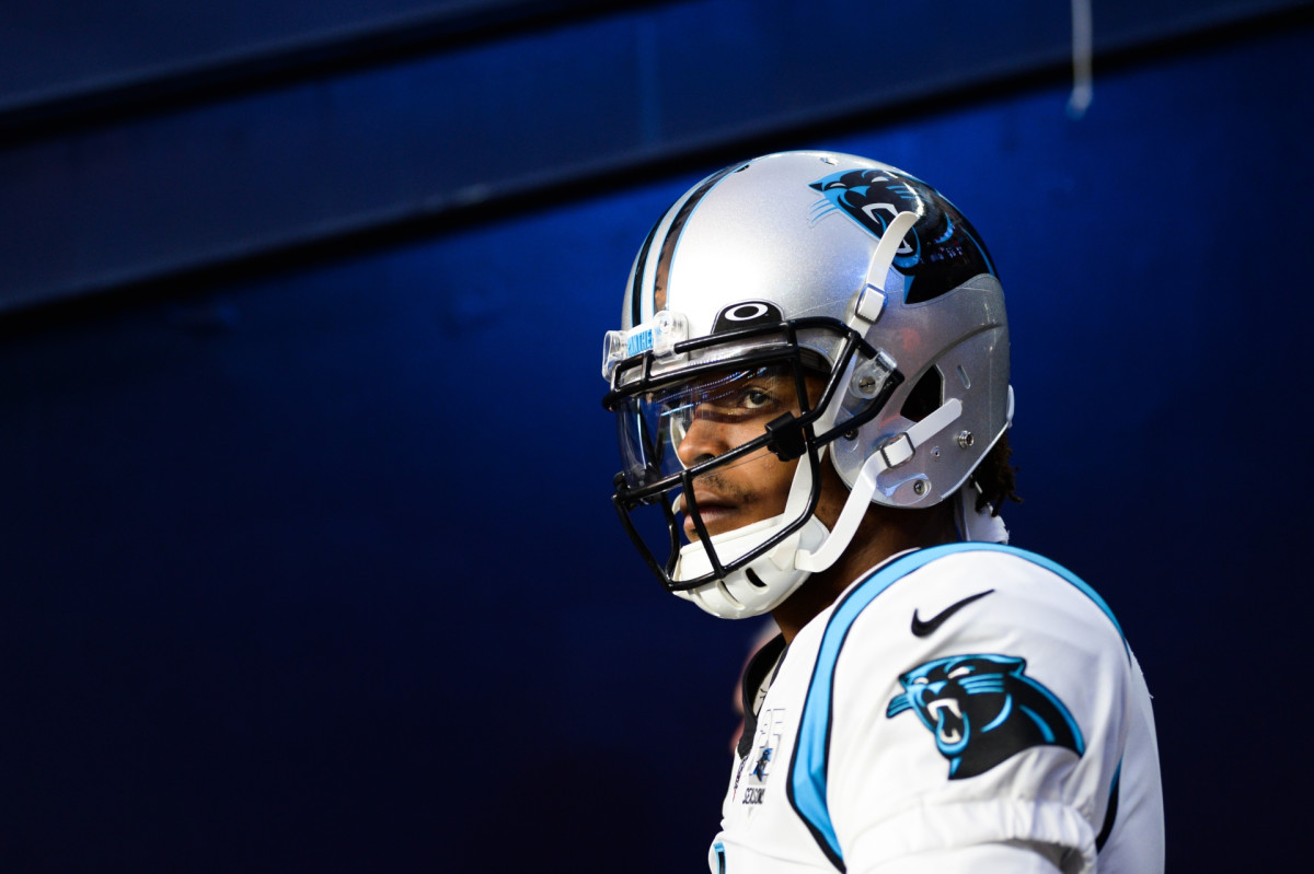 Panthers Agree to Cam Newton's Request to Seek a Trade