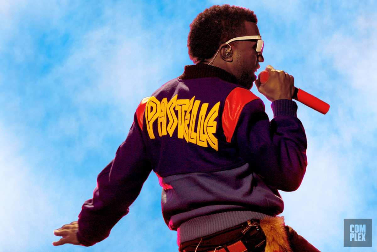 The Untold Story of Pastelle, Kanye West's First Clothing