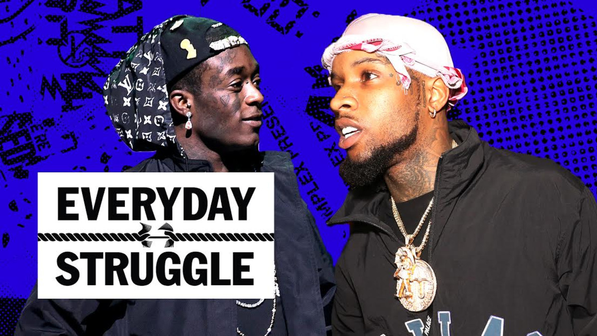 Defining 'Wack' Music, Real Diss Records a Thing of the Past? D Smoke Fast Break | Everyday Struggle
