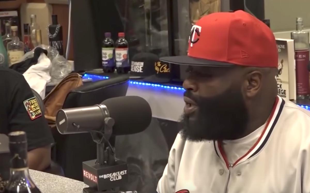 Rick Ross on Signing Women to MMG: 'I Gotta F*ck a Couple Times'