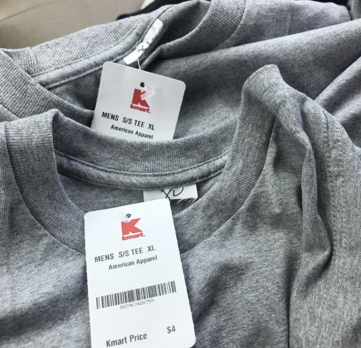 abe9470f Sorry, Hypebeasts, But You Can't Cop Those $4 Supreme Shirts at Kmart  Anymore | Complex