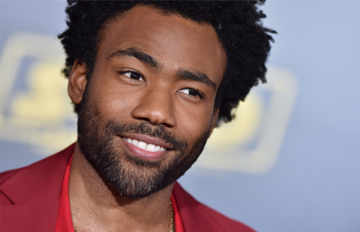 Donald Glover Reminisces On Wearing Lando Calrissian Suit For First