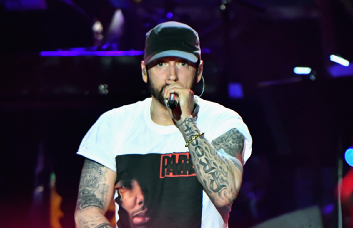 New Projections Say Eminem's 'Kamikaze' Is Heading for One of 2018's  Biggest Weeks