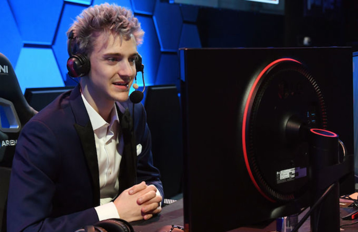 Why Fortnite Streamer Ninja Won T Game With Women Complex