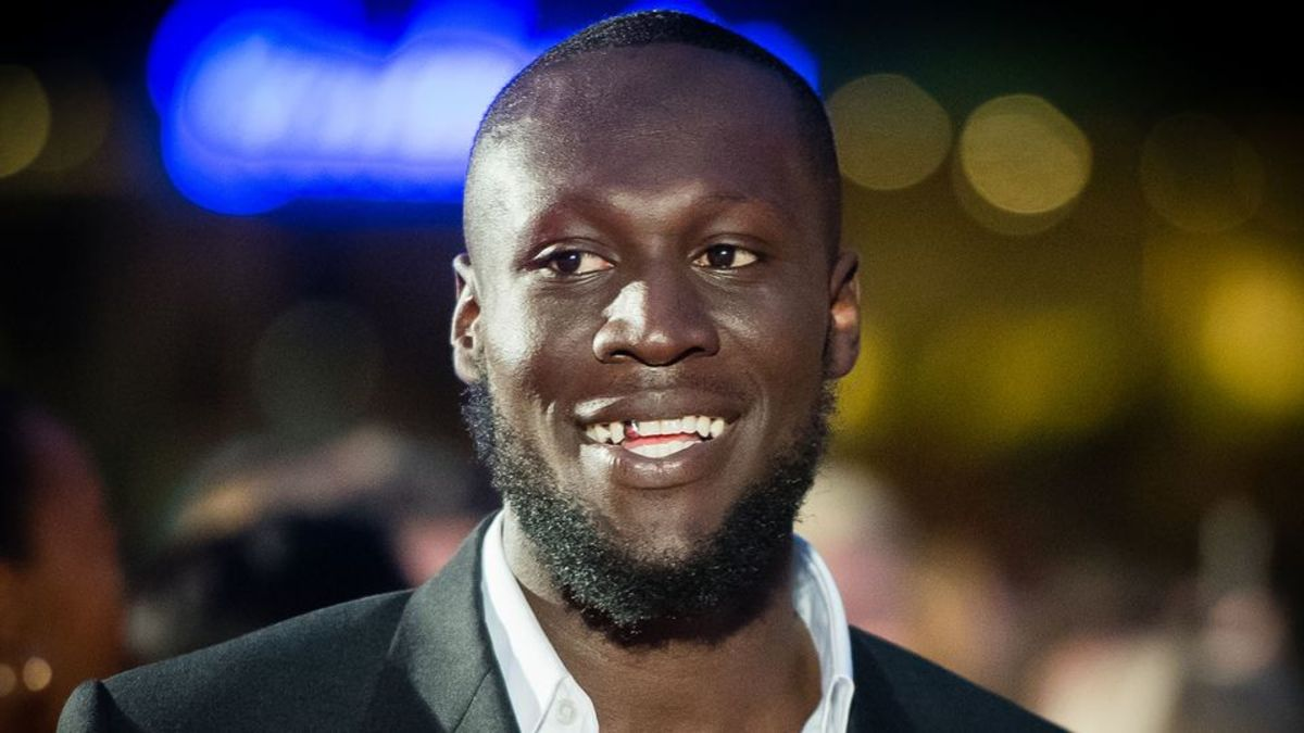 Stormzy Receives First Ever Greggs Black Card
