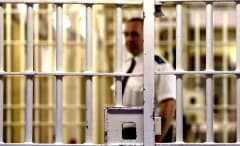 Behind Federal Prison Bars