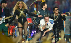 Beyonce Coldplay Super Bowl
