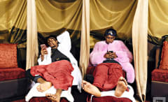 Rae Sremmurd Pedicure Without Technicians
