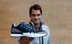 Roger Federer Cement Vapor 3