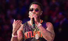 Gucci Mane Performing Halftime