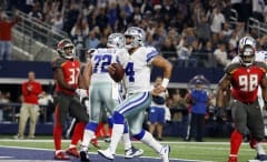 Dak Prescott Dallas Cowboys Tampa Bay 2016