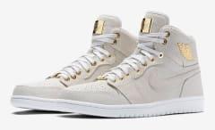 """Air Jordan 1 High Pinnacle """"White/Metallic Gold"""""""