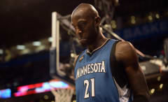 Kevin Garnett Announces His Retirement From the NBA After 21 Seasons